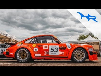 Video: Flat-Sixes Scream at the Spa Classic
