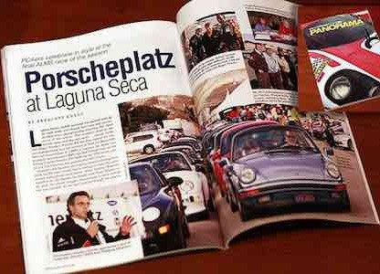 Porsche Magazines: What's Available for the Porsche Fan.
