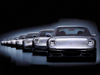 North American Sales of Porsche 911 Fall in the Face of Hard Economic Times