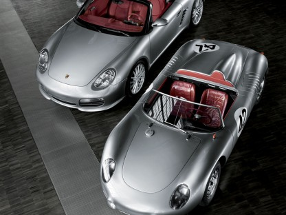 The New Porsche Boxster RS 60 Spyder