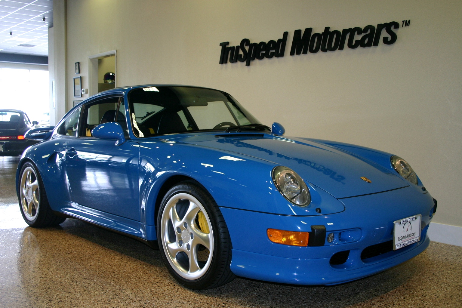 Jerry Seinfeld S 1997 Porsche 993 Turbo S Flatsixes