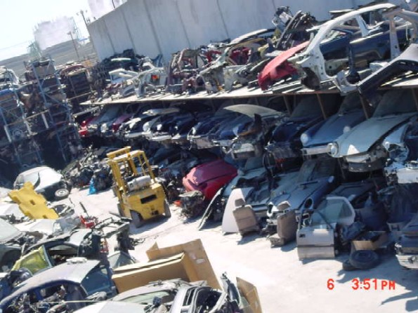 Searching for used porsche parts flatsixes for Recycled building materials los angeles