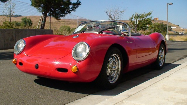 1955 Electric Porsche Spyder For Sale Flatsixes