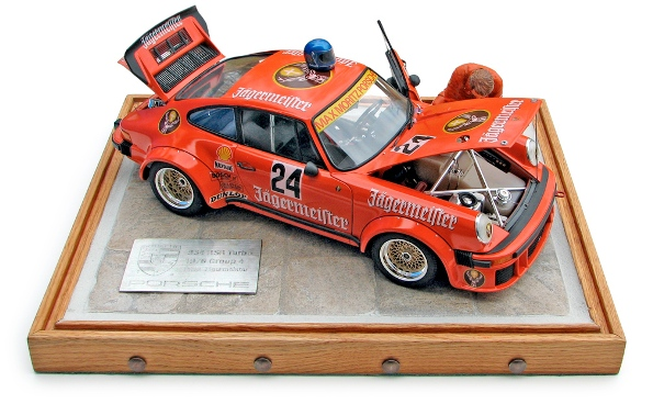 Tamiya Porsche 934 Rsr Turbo Model