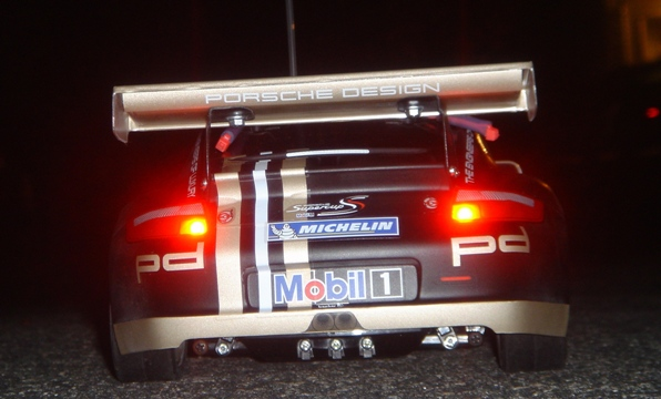 porsche 911 gt3 cup vip rear lights