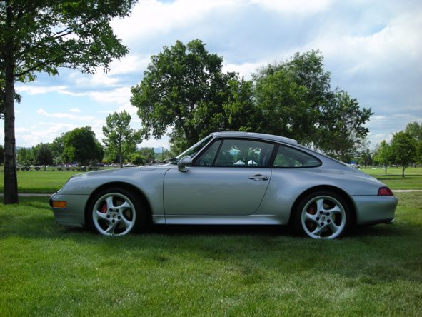 Used 97 Porsche 993 for sale