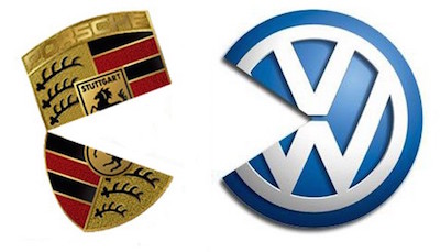Porsche vw Merger