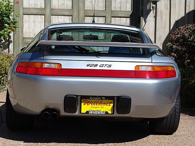 1995 porsche 928 gts record sale price