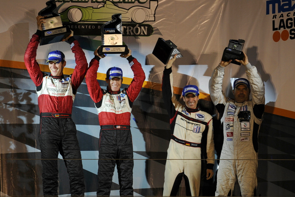 American Le Mans Series 2009 - Championship - Patrick Long Joerg Bergmeister Wolf Henzler