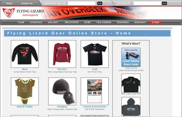 Flying Lizard Gear Online Store
