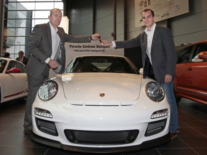 5 of 10 Porsche Factory Drivers Have a Home for 2010. What About the Rest?