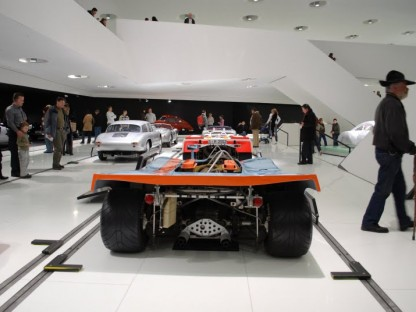 Why You'll Never Get to See The Porsche Museum Like This