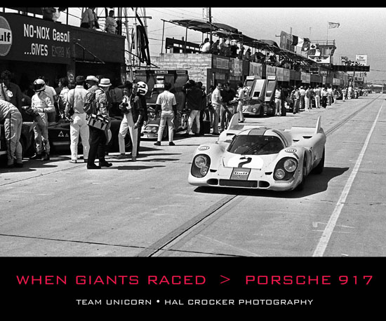 when giants raced-porsche calendar