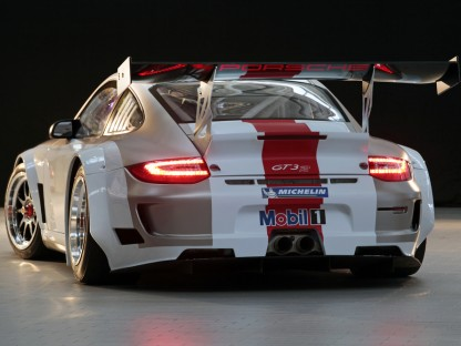 2010 Porsche 911 GT3 R Almost Sold Out Before Launch