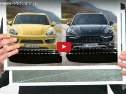 A Video Introduction to the New Porsche Cayenne