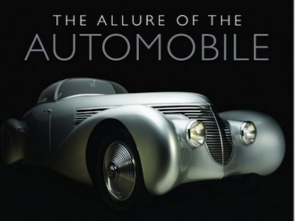 allure of the automobile cover