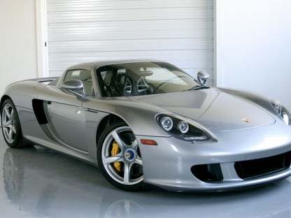 Porsche Carrera GT at Sloan Cars