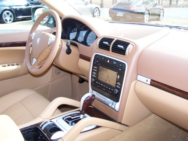 Havanna-Sand Beige Porsche Leather Interior