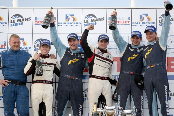 Le Mans series victory in Porsche for Patrick Long Richard Lietz Marc Lieb