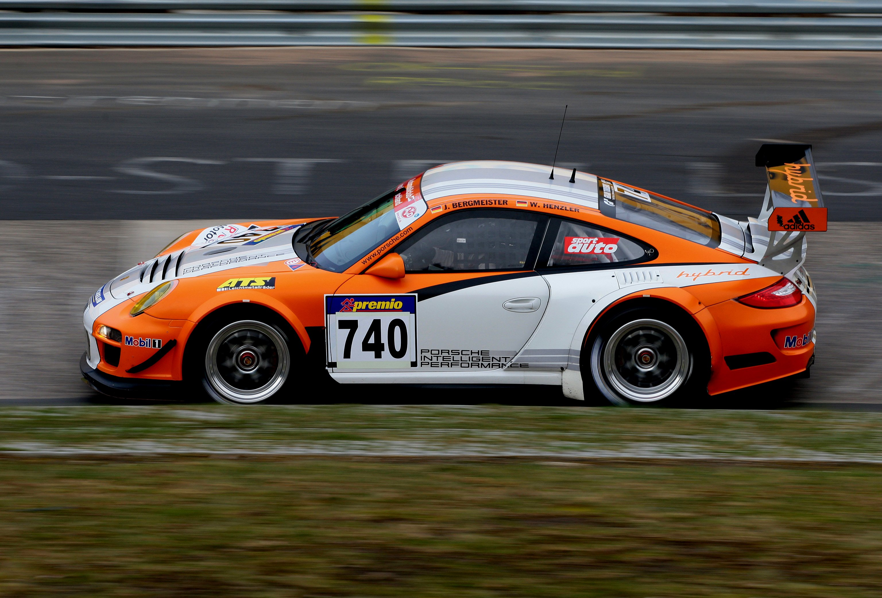 For November 7 Porsche Then Plans To Race The 911 Gt3 R
