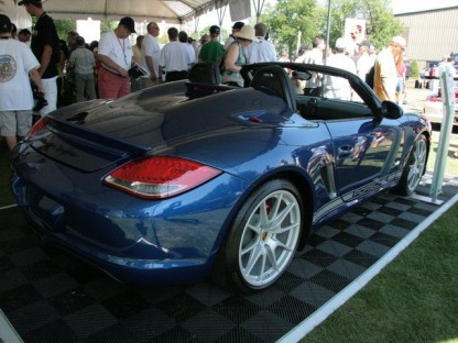 Another Porsche Parade Comes to an End…are you going to Savannah in 2010?