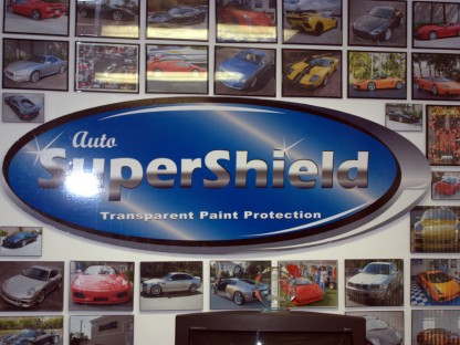 3m clear bra super shield installed by Auto Super Shield