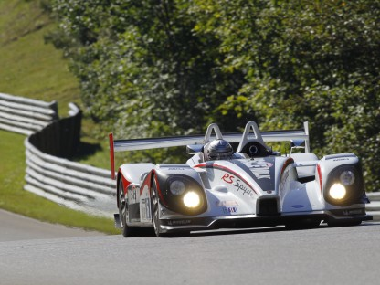 Porsche RS Spyder, 911 GT3 RSR, 911 GT3 Cup all win at Mosport