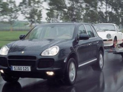 Can a Porsche Cayenne Really Handle Off-Road Driving?