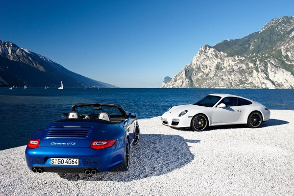 2011 Porsche 911 Carrera GTS Coupe and Cabriolet