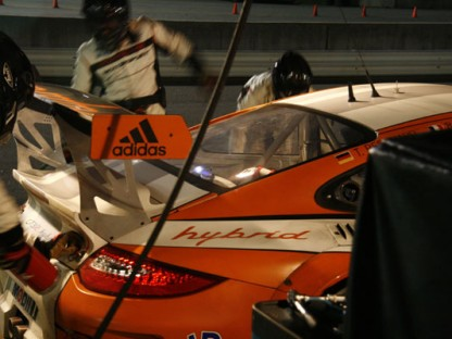 Spoiler Alert. Story and Results of the 2010 ALMS from Petit LeMans
