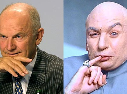 ferdinand piech compared to dr evil