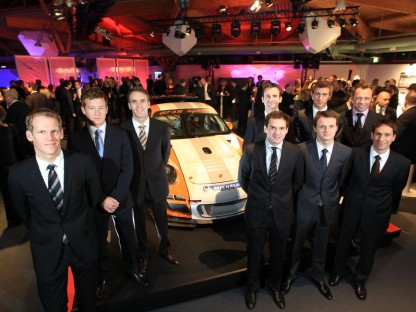 Porsche Announces New Works Driver for the 2011 Motorsport Season