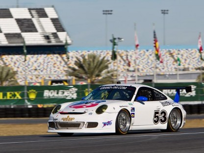 PORSCHES QUALIFIES ONE – TWO FOR ROLEX 24