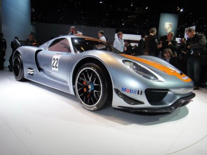Two more reasons for Porsche's design, PR and marketing teams to celebrate