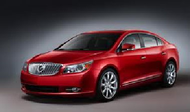 picture of a buick lacrosse