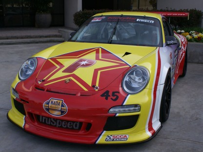 TruSpeed World Challenge Porsche GT3 Cup