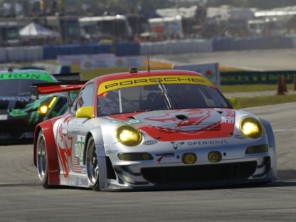 Porsche's Results in the 59th Mobil1 12 Hours of Sebring