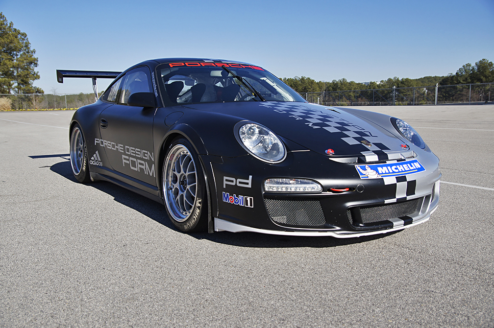 Porsche 911 Gt3 Cup Two Seater Introduced To Porsche