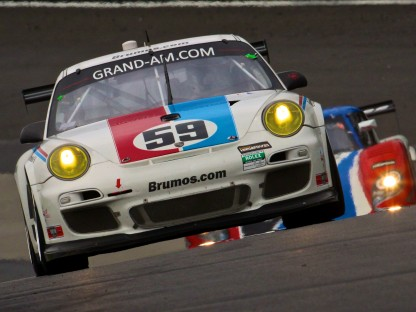 Brumos Scores Historic Win at the Glen in a Porsche 911 GT3 Cup