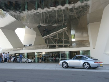 Long Awaited Porsche Museum to Open Before Year End
