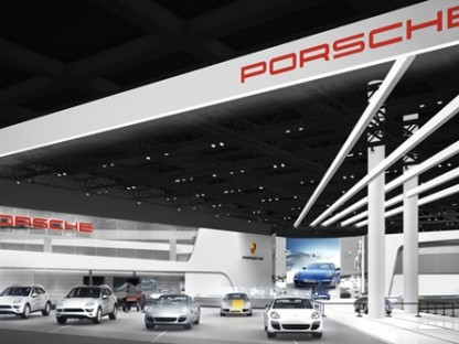 Set Your Alarm to Virtually Attend Porsche's Press Conference at the Frankfurt Auto Show