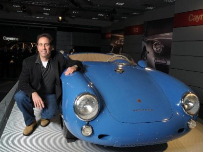 Seinfeld Joins Norbert Singer as Porsche Rennsport Reunion IV Grand Marshal