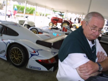 Norbert Singer Named Grand Marshal for Porsche Rennsport Reunion IV