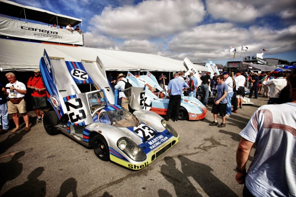 2011 Rennsport Reunion Pictures