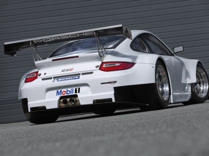 2012 Porsche 911 GT3 RSR Pictures, Pricing and Specs