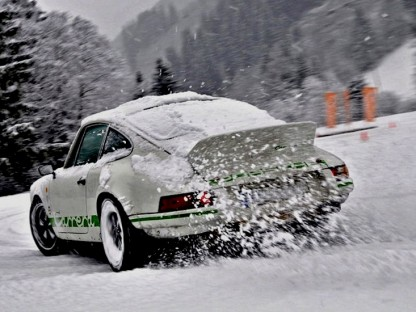 Will you drive your Porsche this winter or put it in Storage?