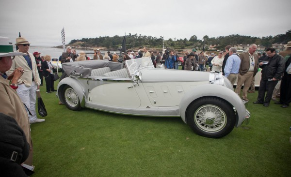 Bergmeister Sport Cabriolet at Pebble Beach
