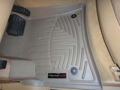 Porsche Winter Floor Mats