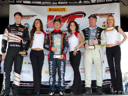 Patrick Long wins in TruSpeed Porsche at Miller Motorsports in Pirelli World challenge