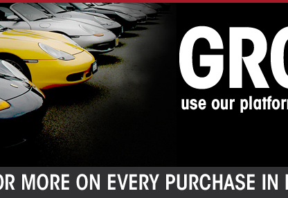 Save Money on Stuff for Your Porsche and Earn Free Gas!